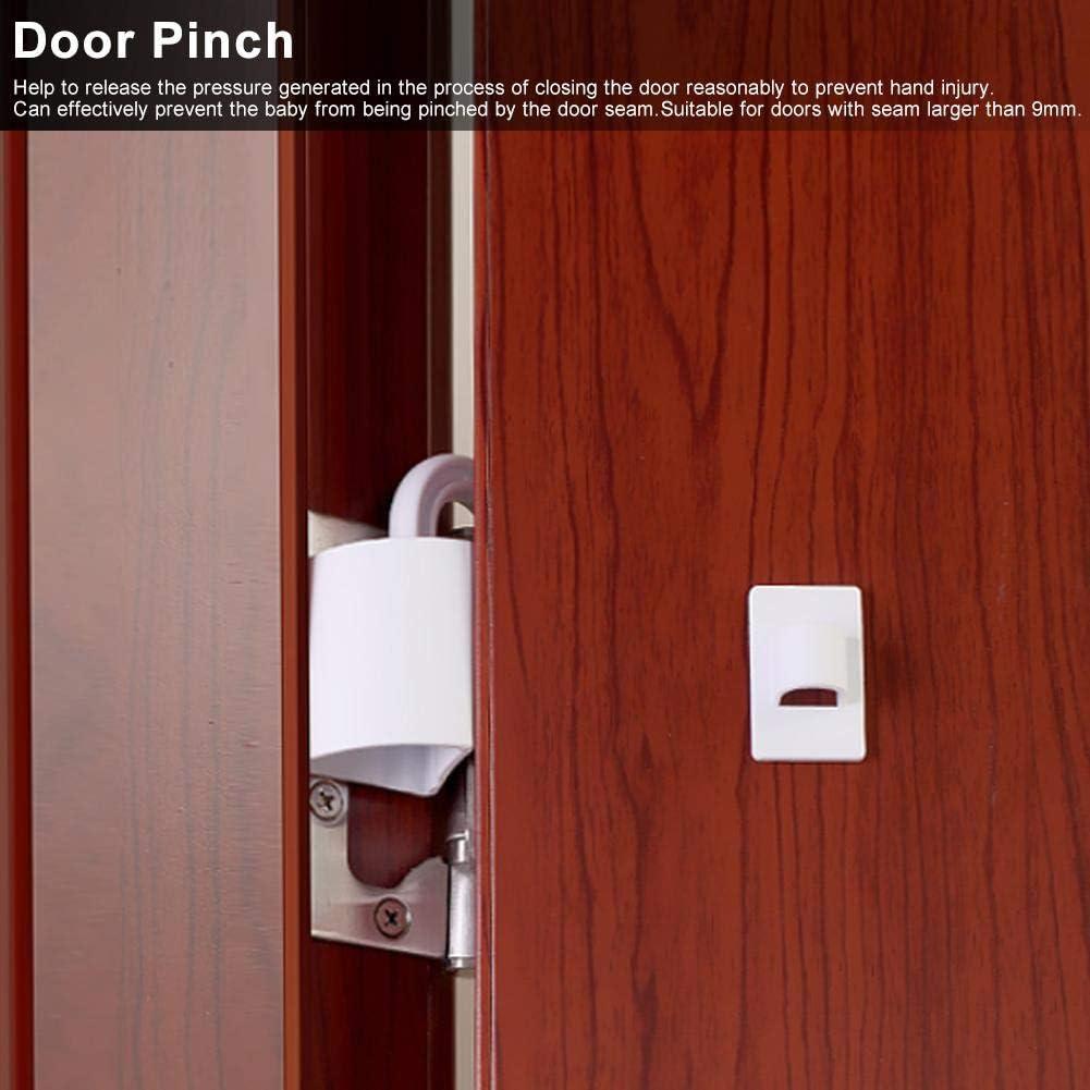 TOPINCN 4Pcs Door Pinch Household Baby Child Finger Hands Protector Door Hinge Pinch Guards Safety Stopper