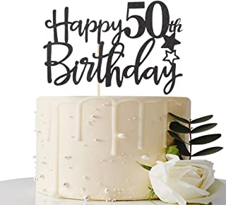 Best 50 years old birthday cake designs Reviews