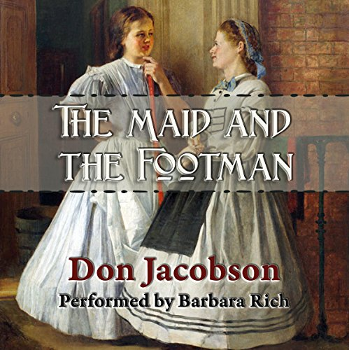 The Maid and the Footman: A Pride and Prejudice Variation  By  cover art