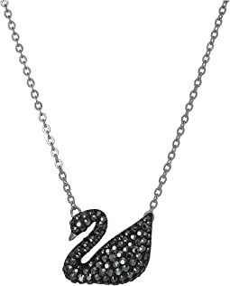 Swarovski - Iconic Swan Pendant Necklace
