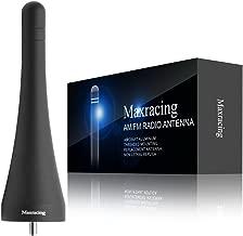 Maxracing Short Aluminum Antenna for Ford Mustang 2010-2014
