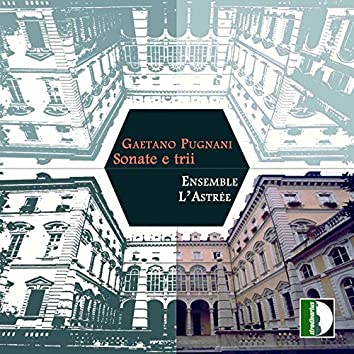 Sonate e trii di Gaetano Pugnani