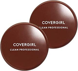 COVERGIRL Professional Loose Finishing Powder, Translucent Light Tone, 0.7 Ounce , 2 Count