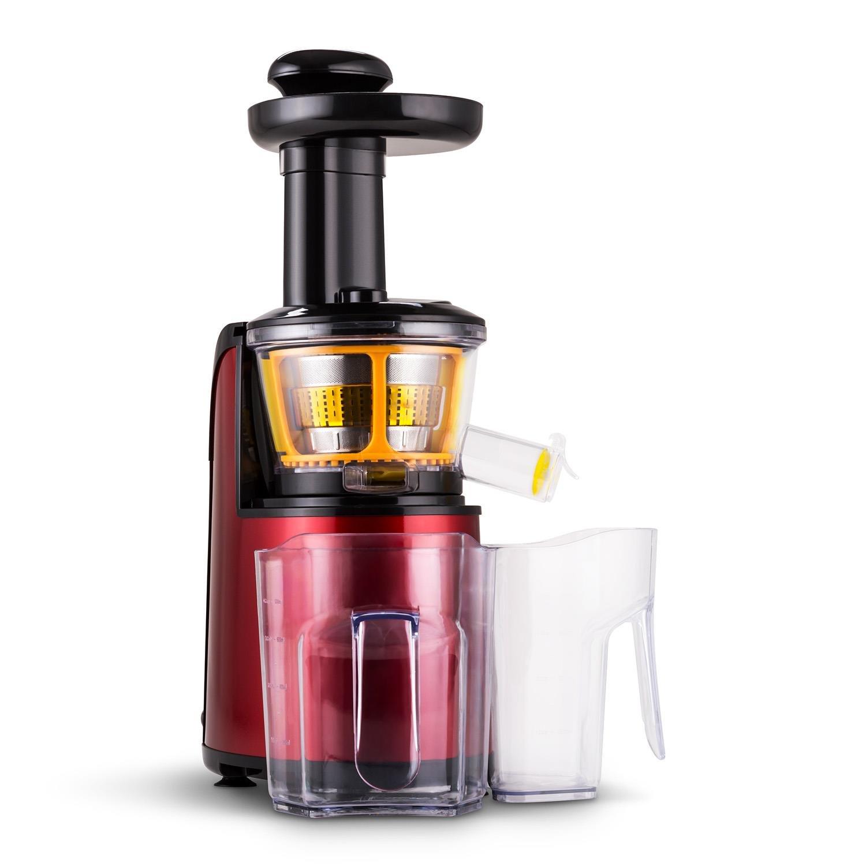 Klarstein Fruitpresso Rossa II Licuadora vertical Slow (150W ...