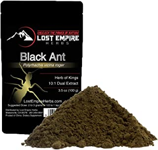 black ant dosage