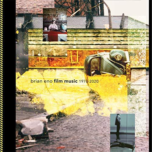 ブライアン・イーノ - フィルム・ミュージック 1976 - 2020