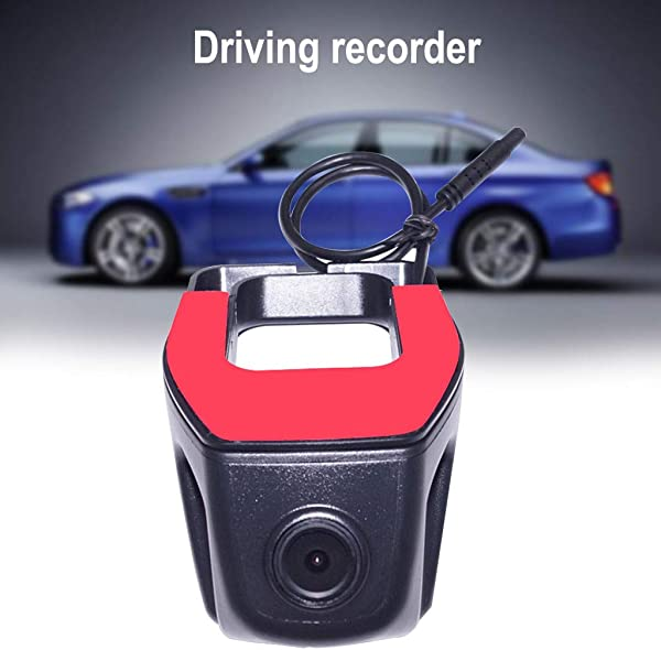 KUNAW New Hidden HD 720P Camera Recorder Camera Driven Driving Recorder For Android Fits All Cars Vehicle