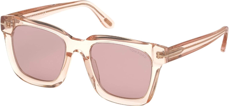 Popular Credence popular Tom Ford SARI FT 0690 PINK 20 52 unisex Sunglasses 145