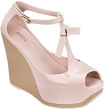 Melissa Shoes Women's Peace VI Sand 9 M US