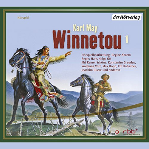 Page de couverture de Winnetou