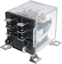 uxcell JQX-12F 2Z DC 12V 30A DPDT General Purpose Power Relay 8 Pin