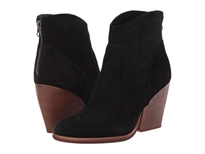 Kork-Ease Lapra (Black Suede) Women