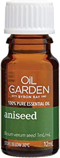 Oil Garden Aniseed 12mL 100% Pure Essential Oil Therapeutic Aromatherapy Ease