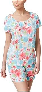 RALPH LAUREN Lauren Women's Scoop-Neck Boxer Pajama Set