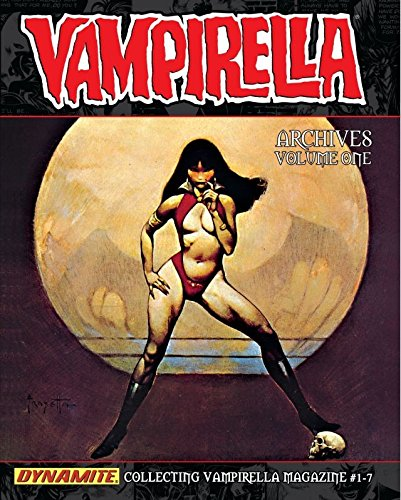 Vampirella Archives Vol. 1 (English Edition)