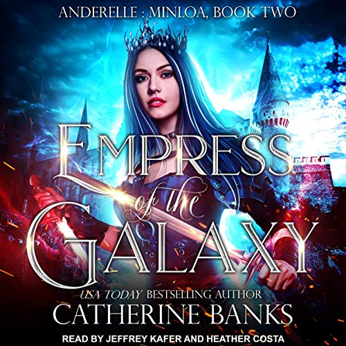 Empress of the Galaxy  By  cover art