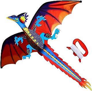 Toys & Hobbies New Arrival Kids Kite Toy Mysterious Alien Kites Outdoor Sports Kites For Fun Easy To Fly Children Gift