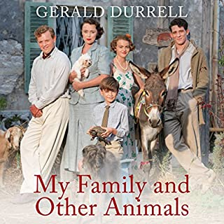 My Family and Other Animals cover art