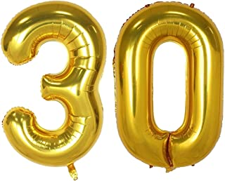 Best big birthday number balloons Reviews
