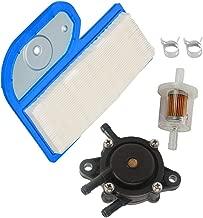 HIFROM Air Filter Fuel Filter Fuel Pump fit for FH451V FH500V FH531V 580V Replaces Kawasaki 11013-7002 John Deere M137556 Ariens 21538200 Gravely 21538200 Cub Cadet 490-200-0004