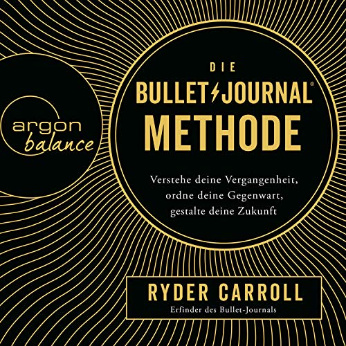 Couverture de Die Bullet-Journal-Methode
