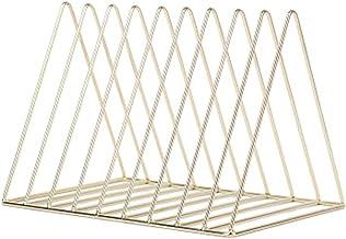 Regał Iron Art Mały regał wielofunkcyjny Home Desktop Book Organizer Storage Rack