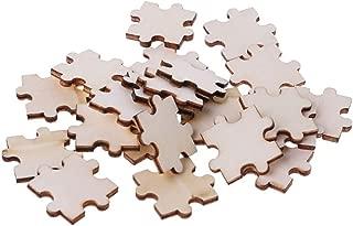 Best wooden puzzle pieces Reviews