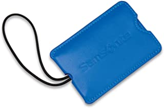 Samsonite Vinyl Luggage ID Tag