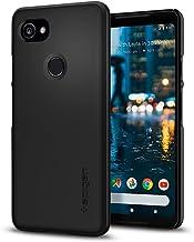 Spigen Google Pixel 2 XL Thin Fit cover/case - Black