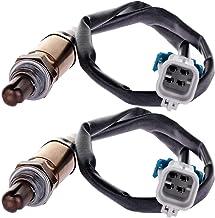 TUPARTS Upstream + Downstream Automotive O2 Oxygen Sensor 250-24470 Fit for Pontiac Bonneville/Grand Prix, for Chevy Corve...