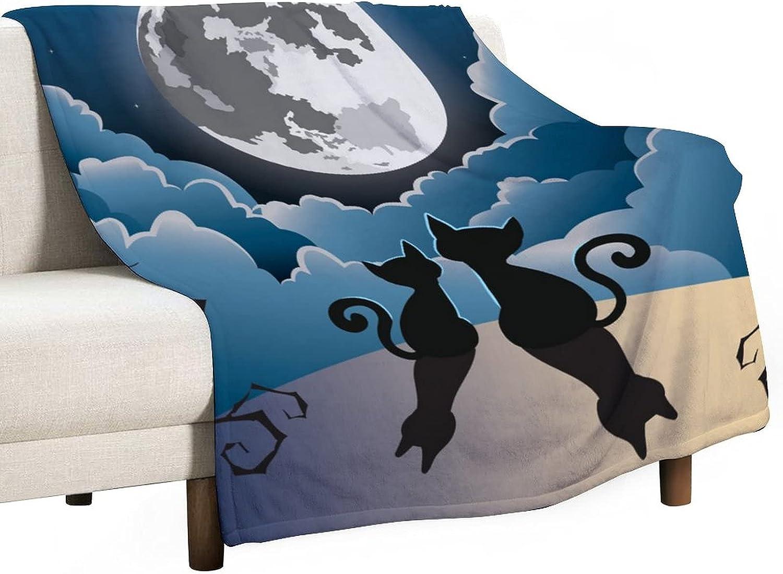 Sordiw cute cartoon List price cat blanket Max 42% OFF children animal adult c