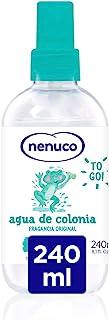 Nenuco Agua de Colonia recomendado para bebés fragancia original - formato spray 240 ml