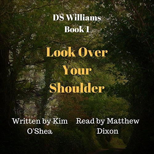 Look Over Your Shoulder audiobook cover art
