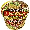 日清食品 デカうま 豚ニンニク味 111g ×12個