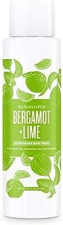 Schmidts Deodorant, Body Wash Bergamot And Lime, 16 Ounce