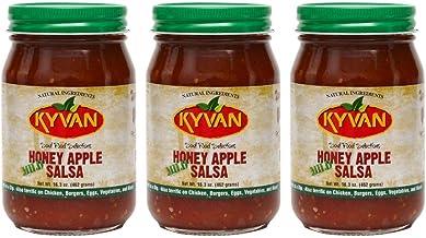 product image for KYVAN Mild Honey Apple Salsa - 3 Pack