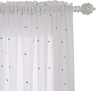 white curtains india