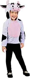 Princess Paradise Dylan the Cow Hoodie Child's Costume, X-Small/Small