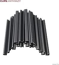 PVC Befestigungsclips Befestigungskit Befestigungsset für Sichtschutz Windschutz