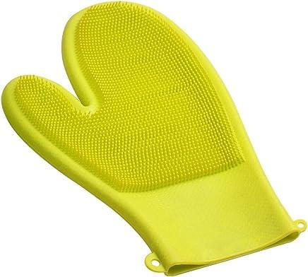 RenShiMinShop Handschuhe Silikon-Handschuhe Backen-Handschuhe Lebensmittelqualität Silikon-Verbrühschutz-Handschuhe Isolierte Wasserdichte und Leicht zu Reinigen Handschuhe B07FF4KMWL  | Innovation