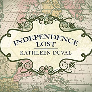 Independence Lost audiobook cover art