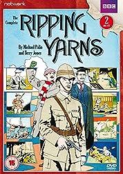 Ripping Yarns on DVD