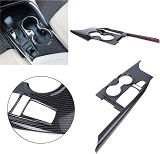 Inner Gear Shift Box Panel Cover Trim for Toyota Camry 2018 Carbon Fiber Color