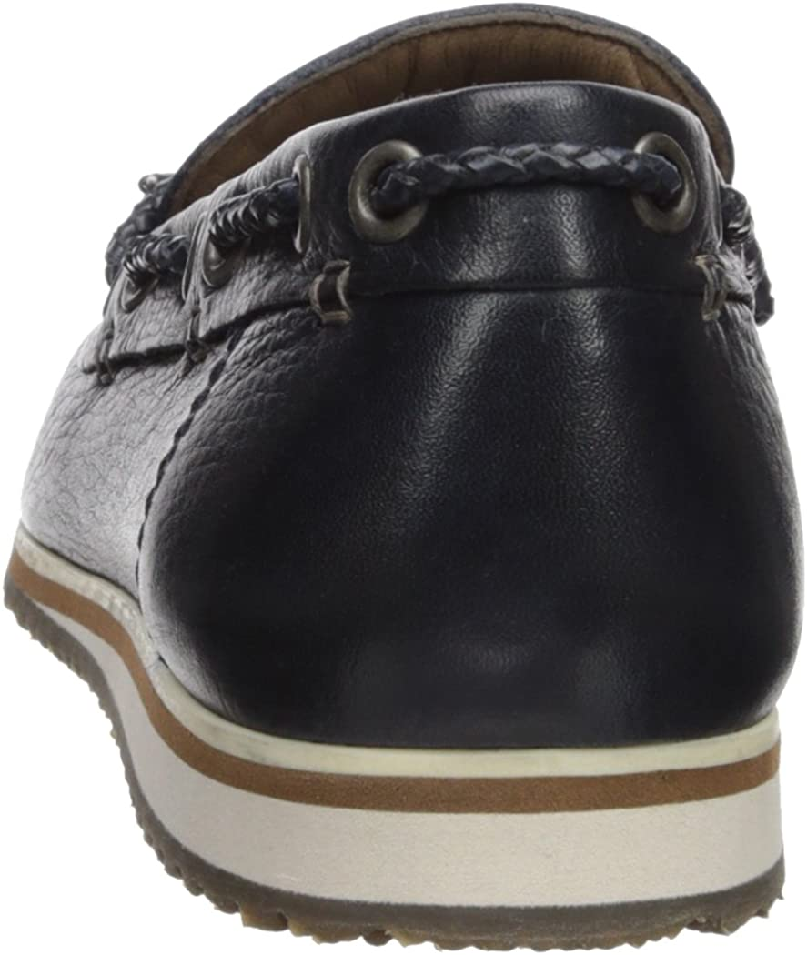 Hush Puppies Mens Bolognese Rope Lace Loafer