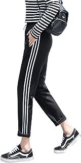 SALSPORラインパンツ ジャージレディース 下 春 夏 スポーツ スウェット カジュアル ジョガーパンツ ランニング ロングパンツ