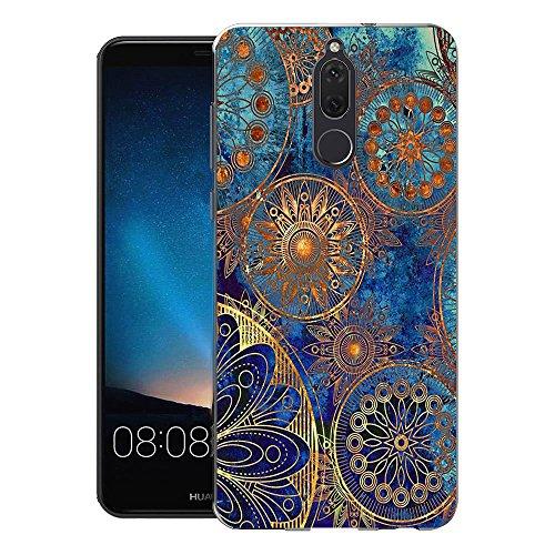 FoneExpert® Huawei Mate 10 Lite Tasche, Ultra dünn TPU Gel Hülle Silikon Hülle Cover Hüllen Schutzhülle Für Huawei Mate 10 Lite
