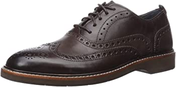 Cole Haan Morris Wingtip Leather Oxfords