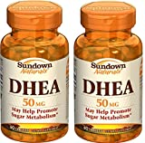 Best Naturals Dheas - Sundown Naturals DHEA Energy Enhance Dietary Supplement Tablets Review