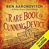 Ben Aaronovitch News A Rare book of cunning device rivers of london detective stories the furthest station
