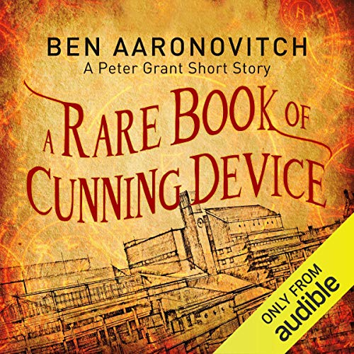 A Rare Book of Cunning Device audiobook cover art